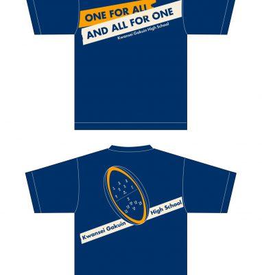 関西学院大学Tシャツ